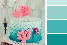 Cambria 5 Mermaid Party / by Kate Thorley