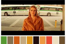 #CinemaPalettes - #ColorPalettes of Iconic #Film Scenes / Visually Satisfying Project Shares the Color Palettes of Iconic Film Scenes - http://mymodernmet.com/cinema-palettes/