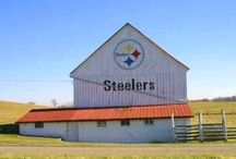 STEELERS / by Reina Nunez-Flores