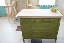 Kitchen Islands / by Rediscovered Furniture