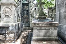 Gone but not forgotten / Cemeteries & Graveyards from around the World