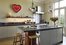 Roundhouse Worktops - Natural Stone