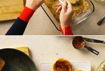 Food: Breakfast / by Barb Sloan Bonfiglio