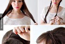 Haare/ Frisuren