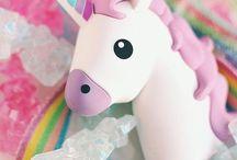 Unicorn and Glitters
