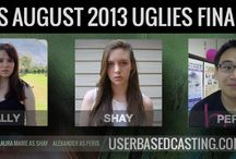 UBC Actors and Actresses for UGLIES!