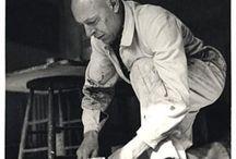 Jean Dubuffet 1901- 1985 / Towards Informale