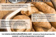 Parsnip facts