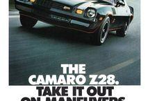 Camaro Prospekte 74-81