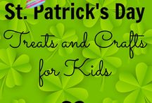 St. Patrick's Day / St. Patrick's Day is all about that green! Get your luck of the Irish on with these tips.