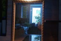 laminate waste mirror