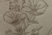 Eigen tekeningen