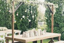 DECORATING {PORCH} / by Ramey