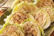 Toasted cabbage / Cabbage