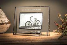 graduation picture frame / by Leah Eischen