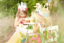 This one's for the girls / The perfect crafts, party ideas, and decor for your little princess