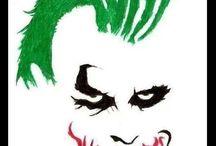 Joker/ Batman