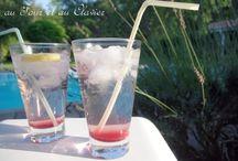 Boissons - Drinks / by Annie Peyré