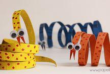 animais com papel higienico