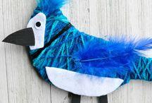 Bird Crafts!