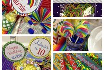 party ideas for kids / by Emily Arzola