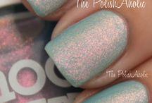 Gorgeous Nail Polishes & Layering Combos / by Sarah
