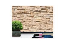 Kő mintázatú fotótapéták / Különleges hangulatot varázsolhatsz lakásodba az egyedi kő és szikla mintázatú fotótapétákkal...