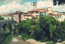 Friuli & Udine / Le migliori località e paesaggi di Udine e del resto del Friuli. Beautiful landascapes and cities in Friuli (Italy)