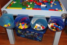 Lego tables