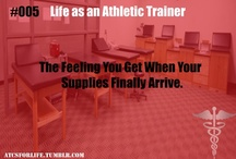 Athletic Training / by Carrie Hee