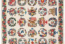 Aplikácia a Baltimore Quilts