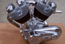 Engine enfield