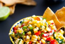 Dips: Salsa / by Meagan { I Eat Therefore I Cook }