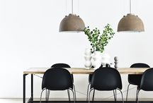 Kitchen & Dining tables / by Lee Sever