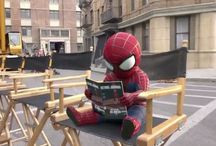 evian - #evianSpiderMan Making-Of / The #AmazingBaby is back on the web! And now you can steal his dance moves by watching the #evianSpiderMan making-of: https://www.youtube.com/watch?v=vrXwTdvtneo / by evian Liveyoung