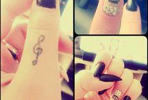 nails | tattoo | makeup | hair