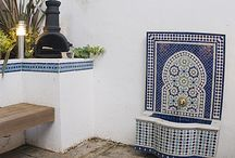 Morrocan Style Garden
