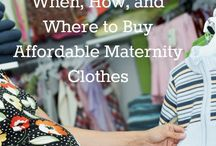 Pregnancy: Fashion / Where to buy the cutest and best maternity clothes!