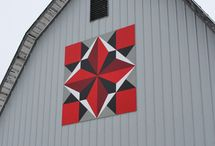 Quilts and Barns ; ;