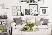 Creative ways to display pictures