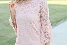 FASHION: Pretty in Pink
