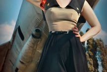 Pin up dresses / Pin Up Dresses By TiCCi