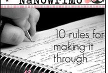 writing nanowrimo