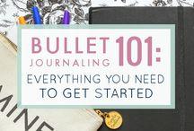 Bujo / Bullet Journaling