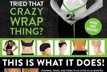 WEIGHT LOSS WRAPS INSTANT RESULTS IN JUST 45 MINS / Tone Up, Tighten and firm your body in just 45 mins. Start looking younger with the best products for weight loss and skin care. Visit http://toneupbody.com