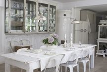 Dining Rooms / by Carolyn Roth Peeler