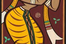 Indian art etc