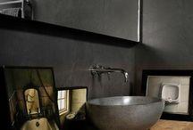 Bathrooms Dark