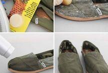 DIY footwear