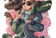 Jurassic park/world